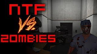 NTF vs Zombies (AI Test)