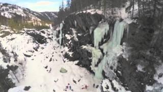 Ice Climbing: Rjukan - Norway
