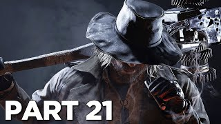 RESIDENT EVIL 8 VILLAGE Walkthrough Gameplay Part 21 - HEISENBERG'S STRONGHOLD (FULL GAME)