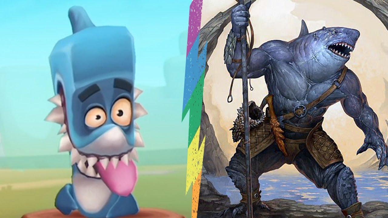 Pha Xử Lý Xuất Thần Cá Mập Giành Top 1 Vua Sở Thú – Zooba Fun Game Pubg – Top Game Android, Ios