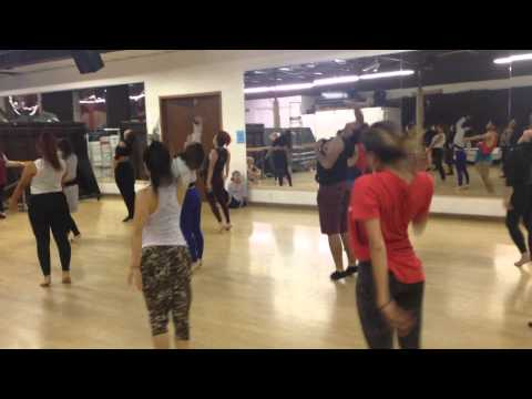 Beyonce - XO Choreography  - Dominic Lawrence