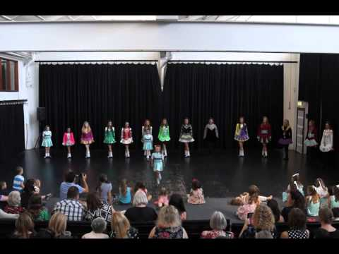 Irish Dance Recital 2014