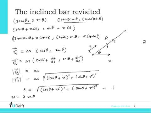 Advanced Structural Analysis lecture 1