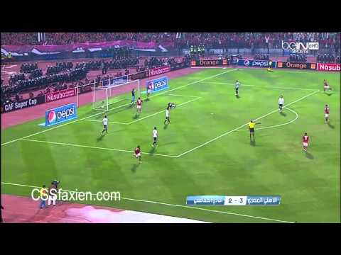 Al Ahly 3 - 2 Cs Sfaxien # All Goals [Full HD]