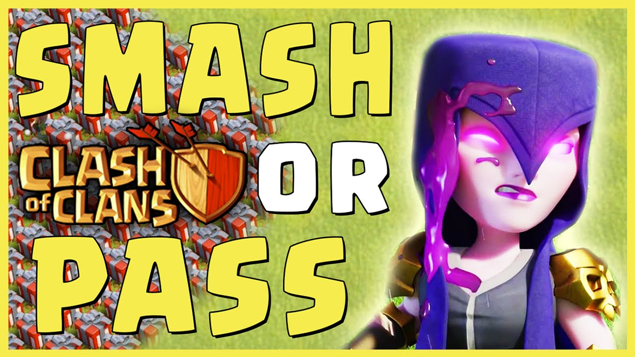 how to play smash or pass