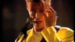 Bowie and Tin Machine Baby Universal