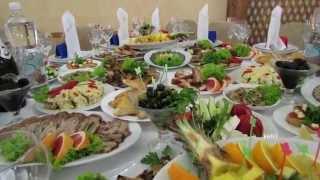 Свадебный стол ВВП Клуб