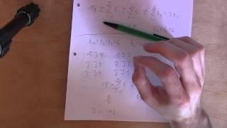 Fußball-Mathematik - Gruppenphase - Teil 3