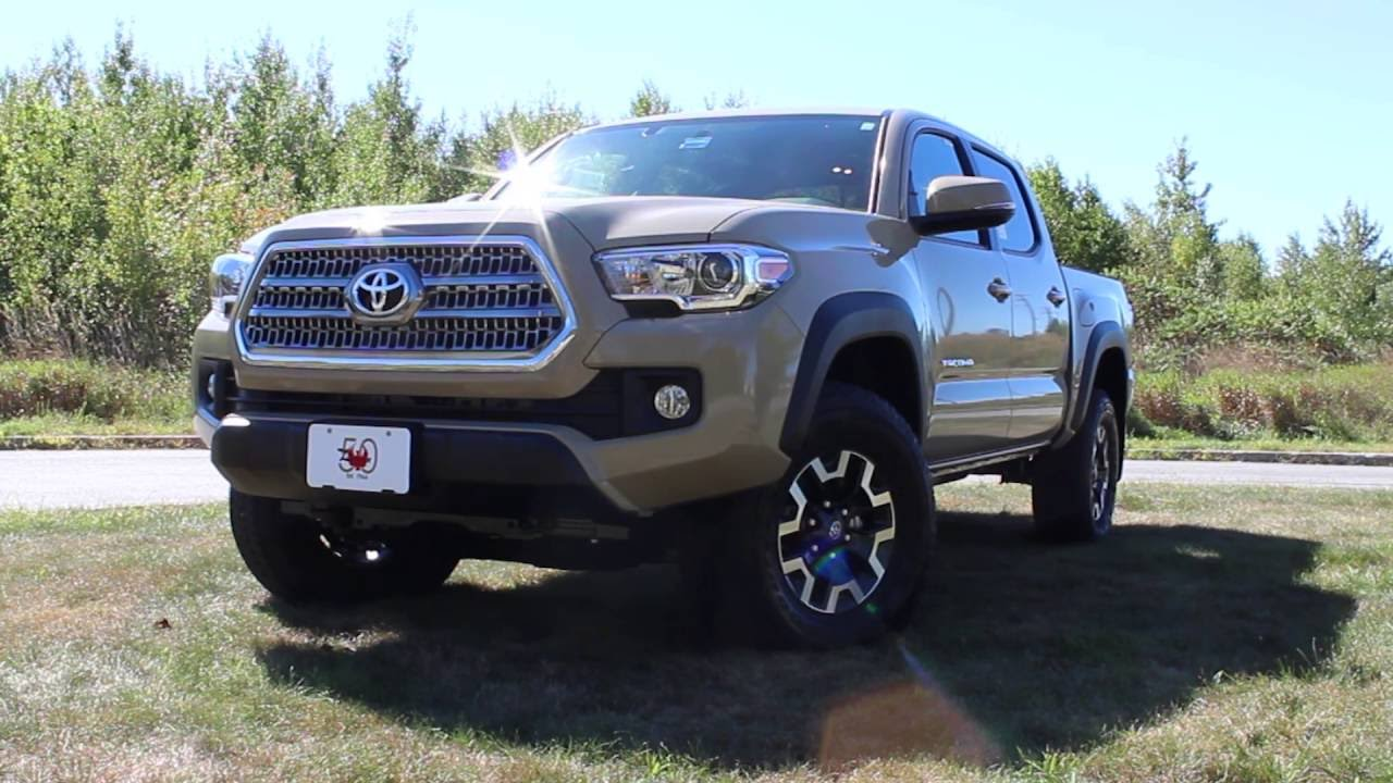 tacotuesday 2017 toyota tacoma trd off road youtube. Black Bedroom Furniture Sets. Home Design Ideas