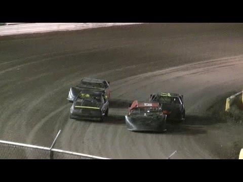Mini Stocks - Volusia Speedway Park 12-3-16