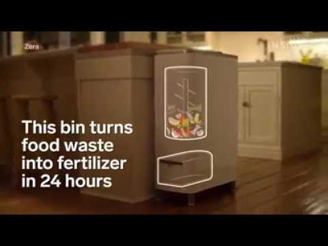 Zera Food Recycler Youtube