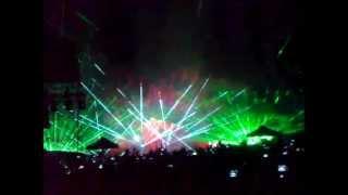 Metallica - One (LIVE at Usce, Belgrade, Serbia 8.5.2012) thumbnail