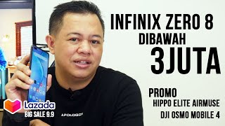 Infinix Zero 3 Launching Indonesia.