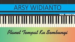 Download Arsy Widianto - Planet Tempat Ku Sembunyi (Karaoke Acoustic) by regis