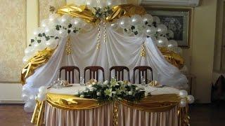 оформление свадьбы шарами Алматы