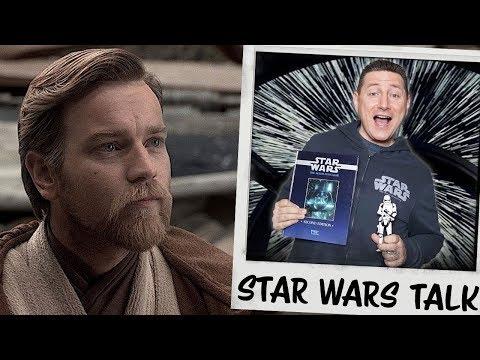 Star Wars Talk - Could Someone Else Play Obi-Wan?