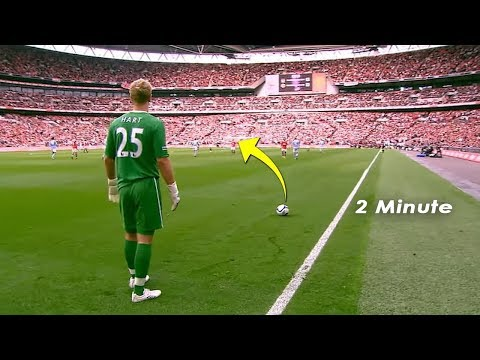 10 Sensational Goals by Goalkeepers