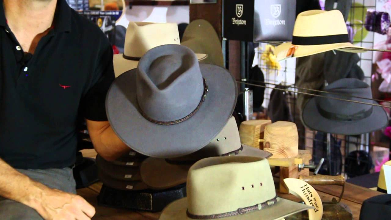 8d048b45a37 Akubra Cattleman Glen Grey Hat Review- Hats By The Hundred - YouTube