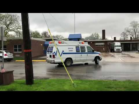 2008 Ford E350 Super Duty ambulance for sale at auction | bidding closes May 21, 2019
