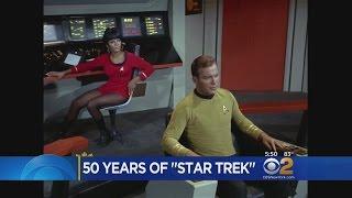 Star Trek Celebrates 50th Anniversary