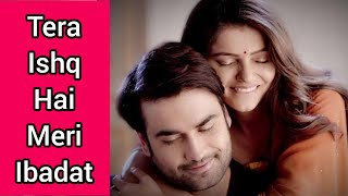 Tera Ishq Hai Meri Ibadat Full Lyrics Song | Harman & Soumya | Shakti | CODE NAME BADSHAH