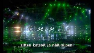 [ESC] 2009 Semifinal 1 Belarus - Eyes That Never Lie