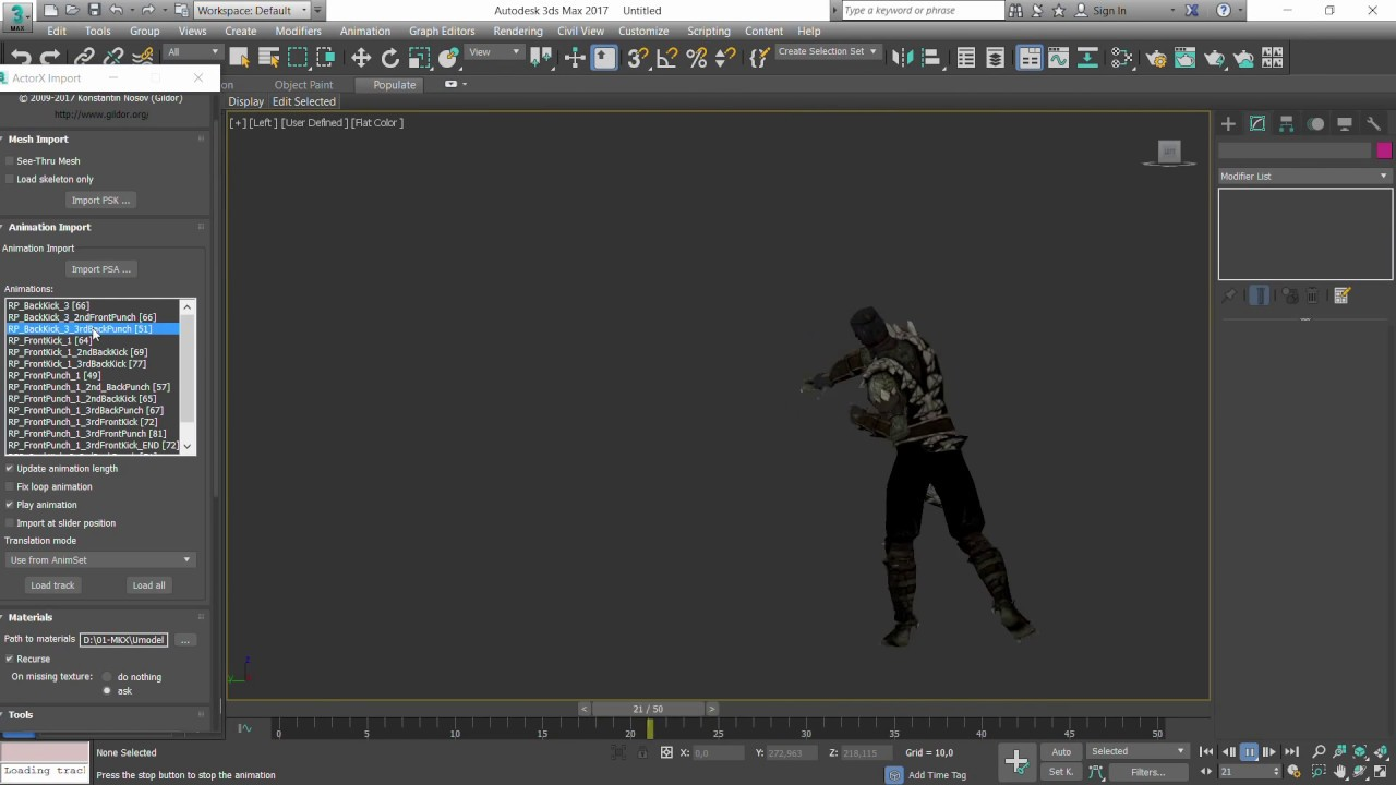 3d Models For Animation Tutorial Extract And Use Animations And 3d Models From Mkx Mobile