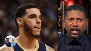 Jalen Rose was disappointed by Lonzo Ball in Pelicans vs. Raptors | Jalen & Jacoby