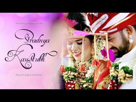 The Royal Wedding of Pradnya & Kaustubh | 2018 | Rajak Mhatre Photography
