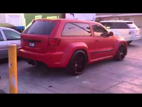 SRT 8 Cherokee 2 Door - YouTube