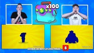 ÜBER 100 MEGABOX  ÖFFNEN 8.000 GEMS   24  BRAWLER GEZOGEN 😱🤩 Brawl Stars deutsch