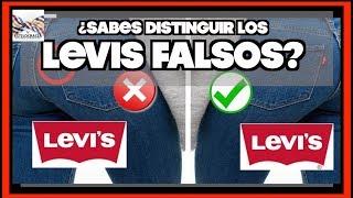 LEVIS PIRATAS: ¿SABES DISTINGUIRLOS?