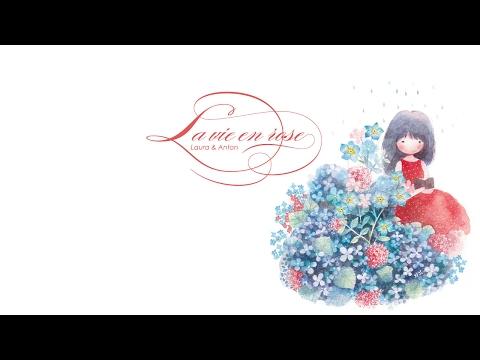 [Vietsub + Lyrics] La vie en rose - Laura & Anton