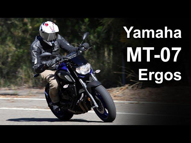 Yamaha MT-07 - Ergonomics & New Rider Fit