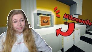 Echte Mikrowelle in Minecraft bauen!
