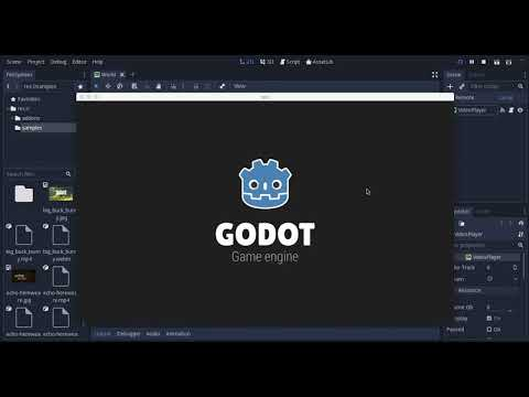 Godot Engine - GSoC 2018 progress report #1
