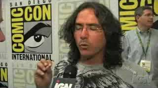 SDCC 08: Land Of The Lost Brad Silberling Interview
