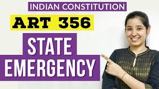 President Rule in Maharashtra : Article 356 President Rule and State Emergency