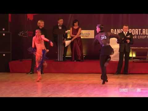 Стифутин Игорь - Калашникова Полина, Final Samba