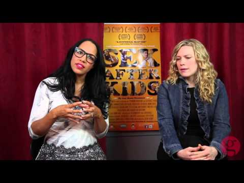 Amanda Brugel & Kate Hewlett on 'Sex After Kids'