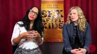 Amanda Brugel & Kate Hewlett on 'Sex After Kids'