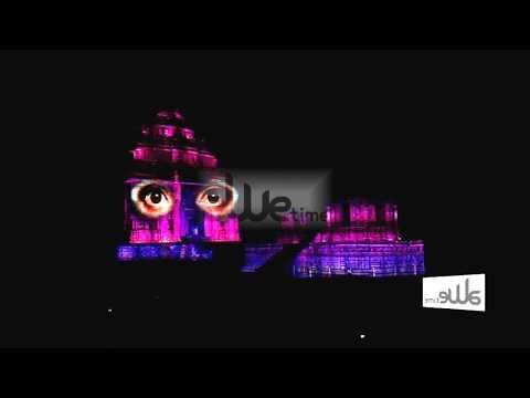 Konark temple light and sound show