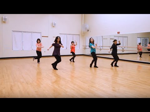 GOOD MORNING - Line Dance ( Jo Thompson Szymanski and Machelle Cook Holloway) from YouTube · Duration:  3 minutes 10 seconds