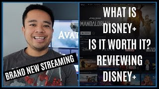 DIsney+ Review : Thoughts on Disney Plus and Disney Plus Original Shows - Is it Worth It?