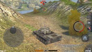 World Of Tanks Blitz - Leopard 1 Gameplay