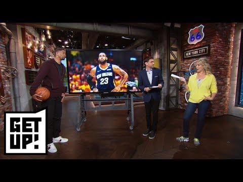 Mike Greenberg's top NBA championship landing spots for LeBron James   Get Up!   ESPN