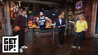 Mike Greenberg's top NBA championship landing spots for LeBron James | Get Up! | ESPN