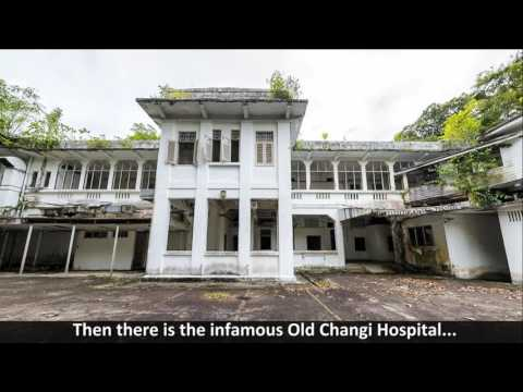 10 Most Haunted Locations In Singapore
