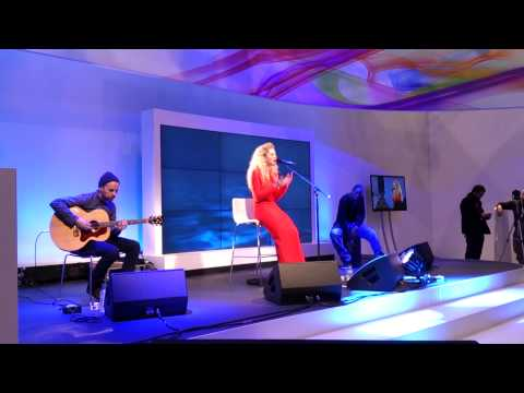 Rita Ora - R.I.P. | Acoustic At Sony VIP Party (MWC 2013)