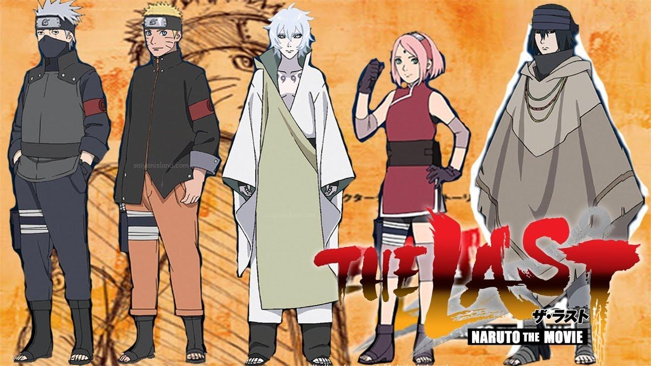 Naruto The Last Full Movie  English Dubbed